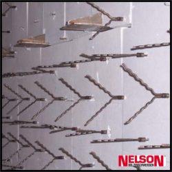Conectori de sudura pentru sistem de fixare combinat la cazane si boilere