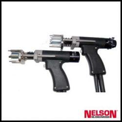Pistol de sudura pentru sudura cu descarcare capacitiva