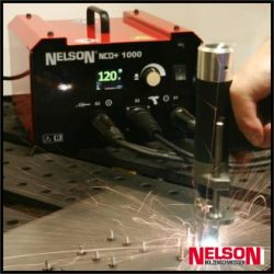 Aparat de sudura conectori Nelson NCD 1000