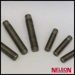 Conectori Nelson filetati pentru industrie
