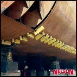 Conectori Nelson filetati pentru nave