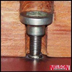 Conectori metalici pentru lemn