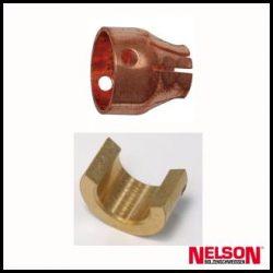 Piese de prindere ferula ceramica sudura ciclu lung
